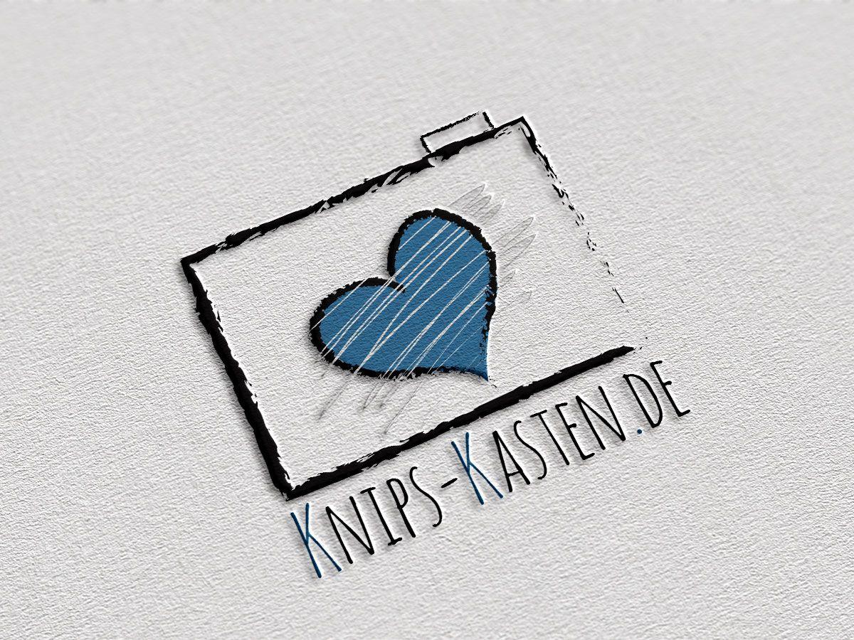 Logodesign für die Fotobox KNIPS KASTEN