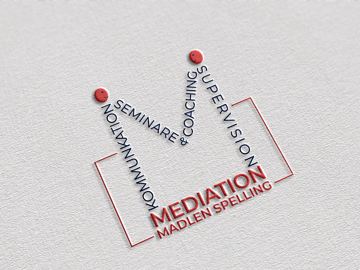 Logodesign für Mediation Spelling