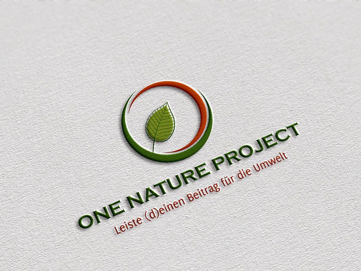 Logodesign für die One Nature Project GmbH aus Lingen (Ems)