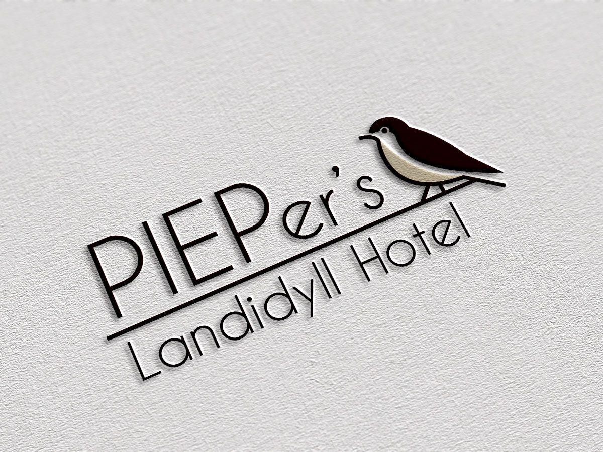 Logodesign für Piepers Landidyll Hotel aus Bad Laer